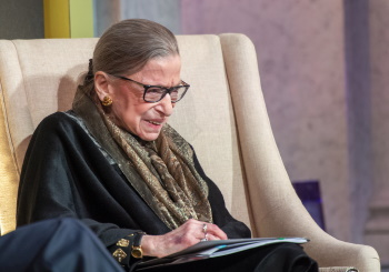 In Appreciation of Ruth Bader Ginsburg